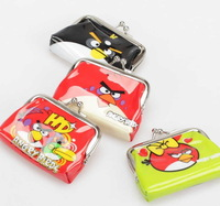 2013 HOT Free Shipping!PU women coin purse/key holder//KOREA Style small wallet Pocket /lot mixed pattern c063