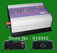 Grid tie solar power inverter, Rated power 300W, Input voltage 22VDC~60VDC,Output voltage 190VAC~260VAC,pure sine wave, CE
