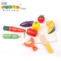 Wool puzzle child toy qieqie see wooden toys