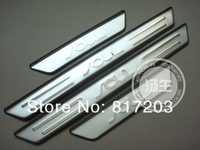 2010-2012 KIA SOUL High quality stainless steel Scuff Plate/Door Sill