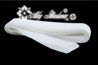 White Horsehair braid 4.5cm wide ideal for wedding fascinator hat