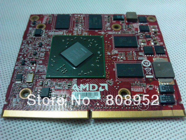 New ATI Mobility Radeon HD4650 1GB DDR3 MXM 3(A) Video VGA card VG.M960H.004(China (Mainland))
