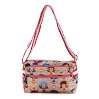 woman bag,hot-selling,VIVISECRET, women's handbag, female messenger bag ,cartoon HARAJUKU doll bag ys022#LL, free shipping