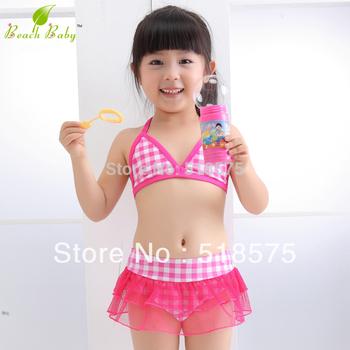 Precio de fábrica, caliente venta del cabrito desgaste de la natación, venta al por mayor del niño del traje de baño, girls kids beachwear envío gratis