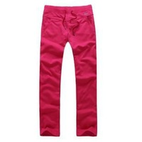 Pure cotton breathable trousers sports cultivate one's morality leisure beautiful female trousers
