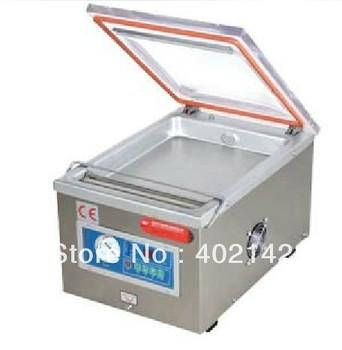 Free shipping,CE certificate 220V Desktop Vacuum sealer,plastic bag vacuum packing machine, Vacuum Sealing machine
