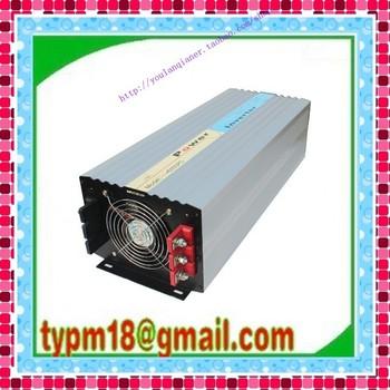 !Free shipping! 5000W/5KW 24Vdc to 220V ac Pure Sine Wave Power Inverter (10kw/10000w peak power)