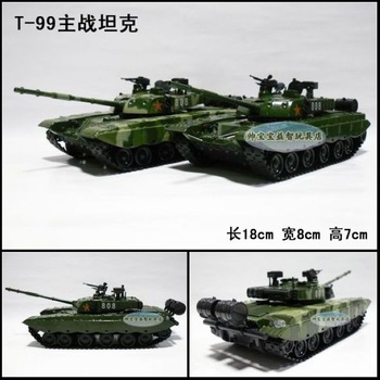 In alloy tanks cars t-99 barbets rotating plain