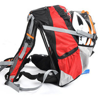 Bicycle Bag Mountain Bike Packsack Backpack Road Cycling Knapsack Backpack Pack With Rain Cover 5 Colors 20L New Free Shipping