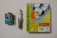 BUICK,GMC,ford,jaguar,lincoln,mazda,MERCURY! Free shipping!! DENSO POWER IRIDIUM spark plug  5338 ITV16, MADE IN JAPAN. 4PCS/LOT