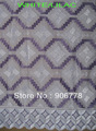 White&amp;lilac color  5YDS/pc swiss voile lace with diamond on it free shipping wonderful accessory for party