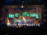 P10 outdoor double color energy saving LED display