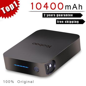100% Original YOOBAO 10400mAh Magic square Power Bank YB647 for mobile phones,iPhone4/3,iPad,cameras,PSP/NDSL,MP3/MP4 players