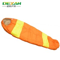Sleeping bag colorful outdoor camping sleeping bag mummy sleeping bag mummy sleeping bag