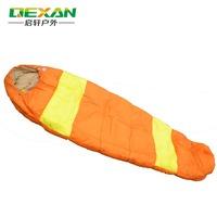 Sleeping bag colorful outdoor camping sleeping bag mummy sleeping bag mummy sleeping bag