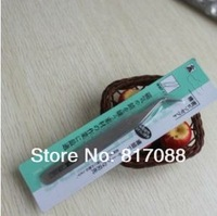 Retail.1.0 Thick,Precision TS Series Nonmagnetic  Stainless Steel Curved Tweezers