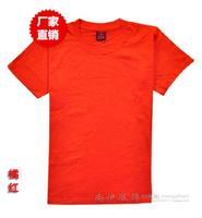 Jacarandas 100% cotton blank t-shirt solid color t-shirt customize t-shirt T-shirt group print t-shirt