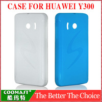 New arrival 1 PCS 100% original soft case for Huawei Y300 Mobile phone case free shipping