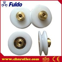 Thread Plastic Shower Door Roller Wheel PV-35/06