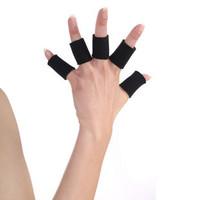 Hywell 0806 finger sports fingerstall finger basketball finger bandage 10/piece
