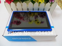 "7"" Allwinner A13 Q88 tablet pc 8GB 5 point capacitive Screen + android 4.0 + Multi Touch 3pcs"