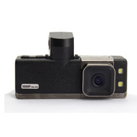 "HK post free Ambarella GS2000 Car DVR with GPS and G-Sensor FULL HD1920X1080P 30fps H.264 with 1.5"" LCD car recorder"