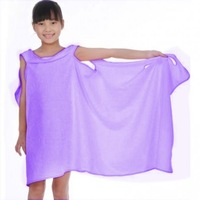 Free Shipping,Hot Sale 63*130cm , Towel,  Natural & Eco-friendly, Solid Color, Magic Towel  Children Party Gifts