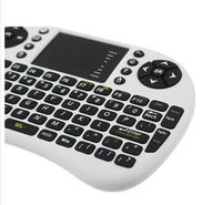 UKB-500-RF 2-IN-1 Smart Wireless 2.4GHz Air Mouse + Touchpad Handheld Keyboard Combo Wholesale