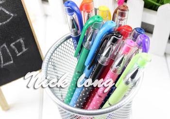 wholesale colour mixture Ball point pen,Office supplies,Stationery,Pen,gel pen, 12pcs/lot Free Shipping