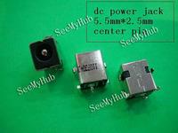 Free Shipping Brand new 10PCS DC Power Jack PJ033 2.5mm