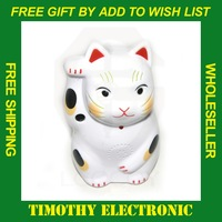 Free shipping Lovely Welcome Cat Device Motion Sensor Detector Chime Welcome Speaking 50pcs/LOT #EC009