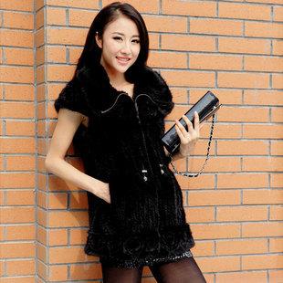 Женская одежда из меха TopFur outerwear EMS TF0315 цена и фото