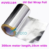 Free ship- Aluminum Foil for Nail Remover UV Gel Nail Wraps Especial For Soak Off UV Gel Remove Dropshipping [retail] SKU:F0093