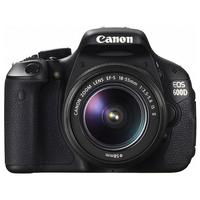 Canon 600D T3i Dslr Digital Camera Professional with 18-55mm f/3.5-5.6 Lens