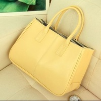 Bohemia candy bags women's summer handbag i color block all-match fashion bag work bag