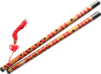 flute Dance props flute bamboo flute chinese knot