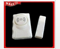 High Quality Wireless Magnetic Sensor Window and Door Entry Exit Safety Security Sound Alarm Free Shipping HongKong post