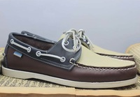 size 36-46 Free Shipping 2014 new fashion brand for men, genuine leather man boat shoes flats
