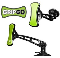 30PCS/LOT FREE SHIPPING GRIPGO GripGo As Seen On TV Universal Car Phone Mount GPS Hands Grip Go