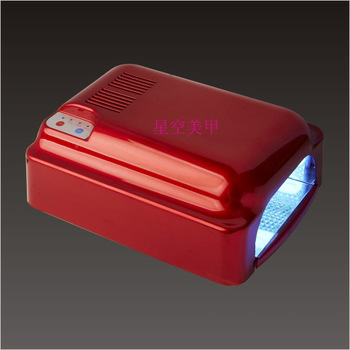 Hot sell 36W Nail art Lamp UV Curing Light Nail Dryer Machine UV Lamp  Home / Salon 220V