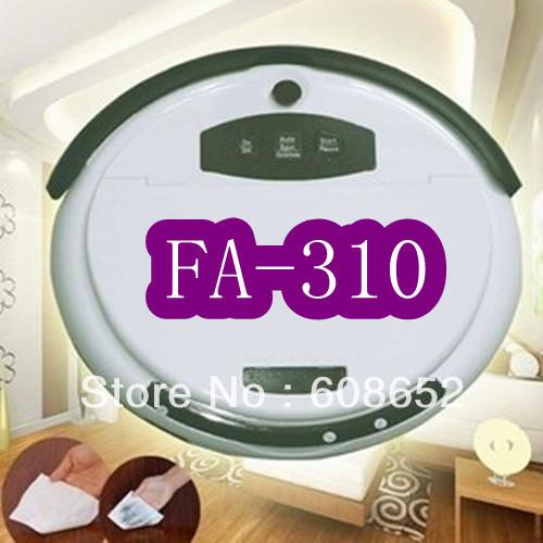 FA-310K- intelligent cleaning robot intelligent vacuum cleaner mini slim Sweeper(China (Mainland))