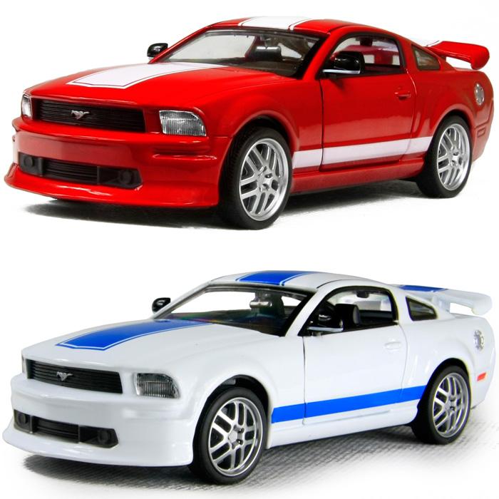Car toy car alloy WARRIOR alloy car models FORD gt500 roadster acoustooptical belt(China (Mainland))