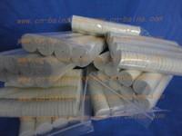 Felt polishing wheel white color Dental lab denture laboratory material Jewelry wood jade walnuts agate burnishing