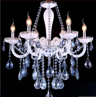 FREE SHIPPING pendant lamps Luxury quality crystal lamp fashion candle crystal lighting lamps 6Pendant Lights