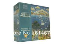 Narelle wildman(1000pcs puzzles) -Free shipping!!!NEW-australian art portfolio