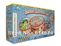sweet secrets mosaics carft(Free shipping) do it yourself -handicarft