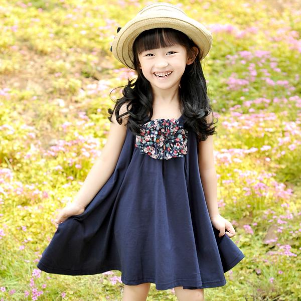Big boy women's clothing princess dress little girl female child 4 5 - 7 8 - 11 12 - 14 spring 2013(China (Mainland))