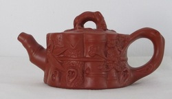 Yixing purple clay teapots Yixing teapot Special Teapot Antique pot purple clay red clay pot(China (Mainland))