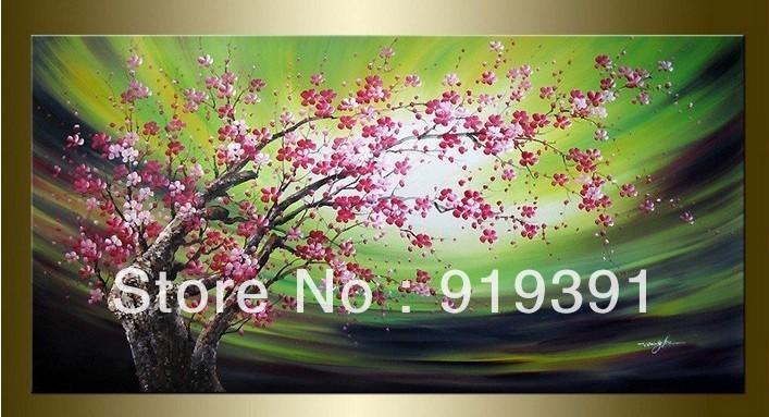 Oil peinting promotion online shopping for promotional oil - Home deco peinture ...