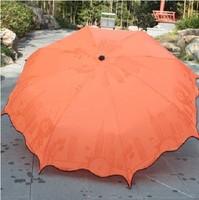 Amazing Umbrella!! High Quality Changeable Sun & Rain Folding Magic Umbrella, Free Shipping